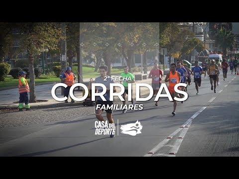 2ª Fecha Corridas Familiares 2019 - Domingo 5 Mayo