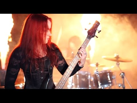 Frantic Amber  - Burning Insight (Official Music Video)