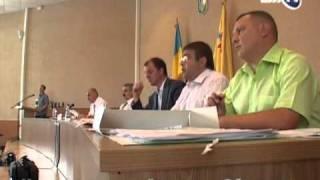 6-ая сессия энергодарского горсовета