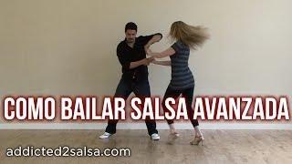 Aprender a Bailar Salsa - Pasos de Salsa Avanzado