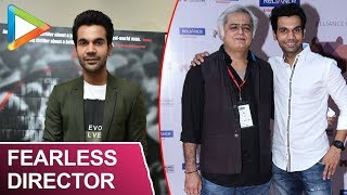 "Rajkummar Rao: ""Hansal Mehta Is One Of The Most Fearless Directors"" 
