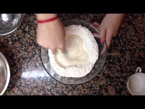 Usar la levadura - Hacer masa de pizza