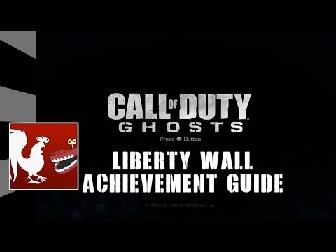 Call of Duty: Ghosts - Liberty Wall Guide