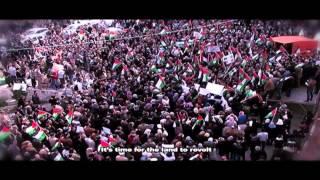"""فيديو سلمى رشيد تغني """"أعيدوا لي"""" المهداة إلى غزة العزة"""