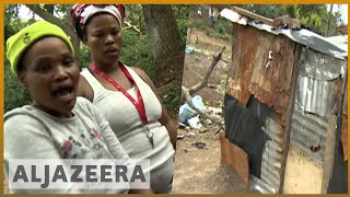 🇿🇦 South Africa: Shack-dwellers fear illegal evictions | Al Jazeera English - ALJAZEERAENGLISH