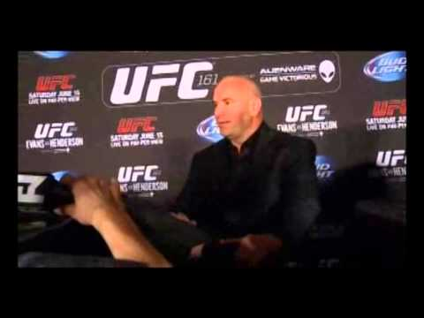 Dana White blasts Steve Mazzagatti with 9 minute rant