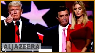 🇺🇸 US judge revokes bail for ex-Trump campaign manager Paul Manafort - ALJAZEERAENGLISH