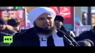 كلمة الحبيب علي الجفري في مليونية فعالية الشيشان لنصرة النبي