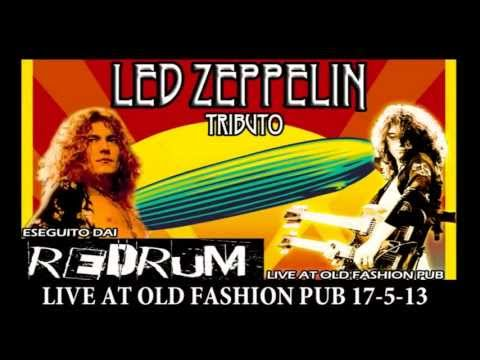Old Fashion Pub - RedruM (Led Zeppelin Tribute Band Sicilia) Live 17-5-13