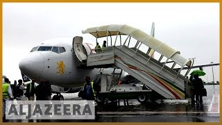 🇪🇹 🇪🇷 'Bird of peace': First direct Ethiopia-Eritrea flight in 20 years | Al Jazeera English - ALJAZEERAENGLISH