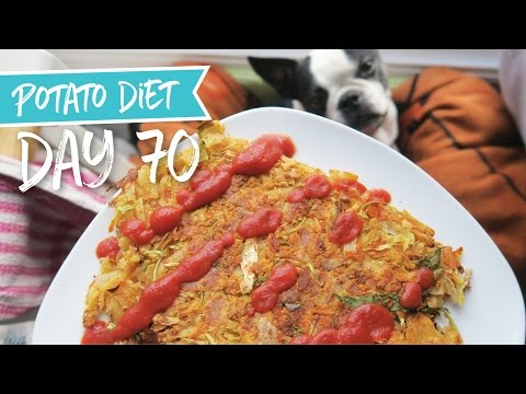 Another Hungry Day  |  Potato Diet Day 70