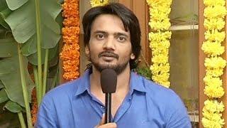 Jagadamba Movie Opening || Sai Ram Shankar - TELUGUONE