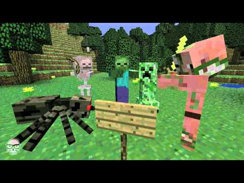Siege on Castle Steve Minecraft video by J NX