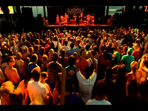 Speedometers - Slightly Stoopid @ Mile High Music Festival 2010