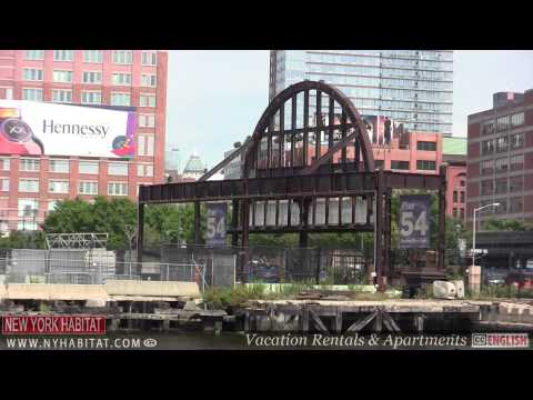 New York City - Video tour of the Meatpacking District, Manhattan (Part 1)