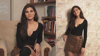 आसान नहीं है फिल्मों में काम करना, ईरानी अभिनेत्री एलनाज ने मीडिया को बताई चुनौतियां