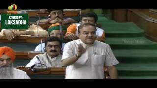 Ananth Kumar Speaks On Suspension of Six Congress MPs | Lok Sabha | Mango News - MANGONEWS