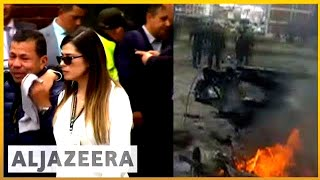 🇨🇴  Truck-bomb blast at Colombia police academy kills 21 | Al Jazeera English - ALJAZEERAENGLISH