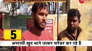 Khabar 20-20: Criminals on surrender spree in UP fearing police encounters - ZEENEWS