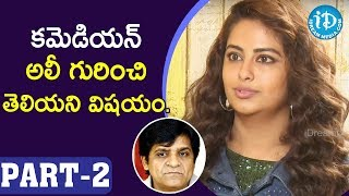Raju Gari Gadhi 3 Actress Avika Gor Interview - Part #2 || Talking Movies With iDream - IDREAMMOVIES