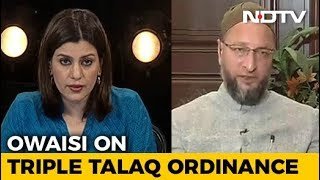 Triple Talaq A Criminal Offence: Will A Tough Law Help? - NDTV