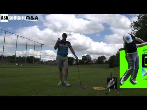 How Stop Hitting Golf Shot Fat
