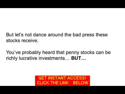 Penny Oil Stocks Video