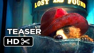Paddington Official Teaser Trailer #1 (2014) - Nicole Kidman, Colin Firth Movi