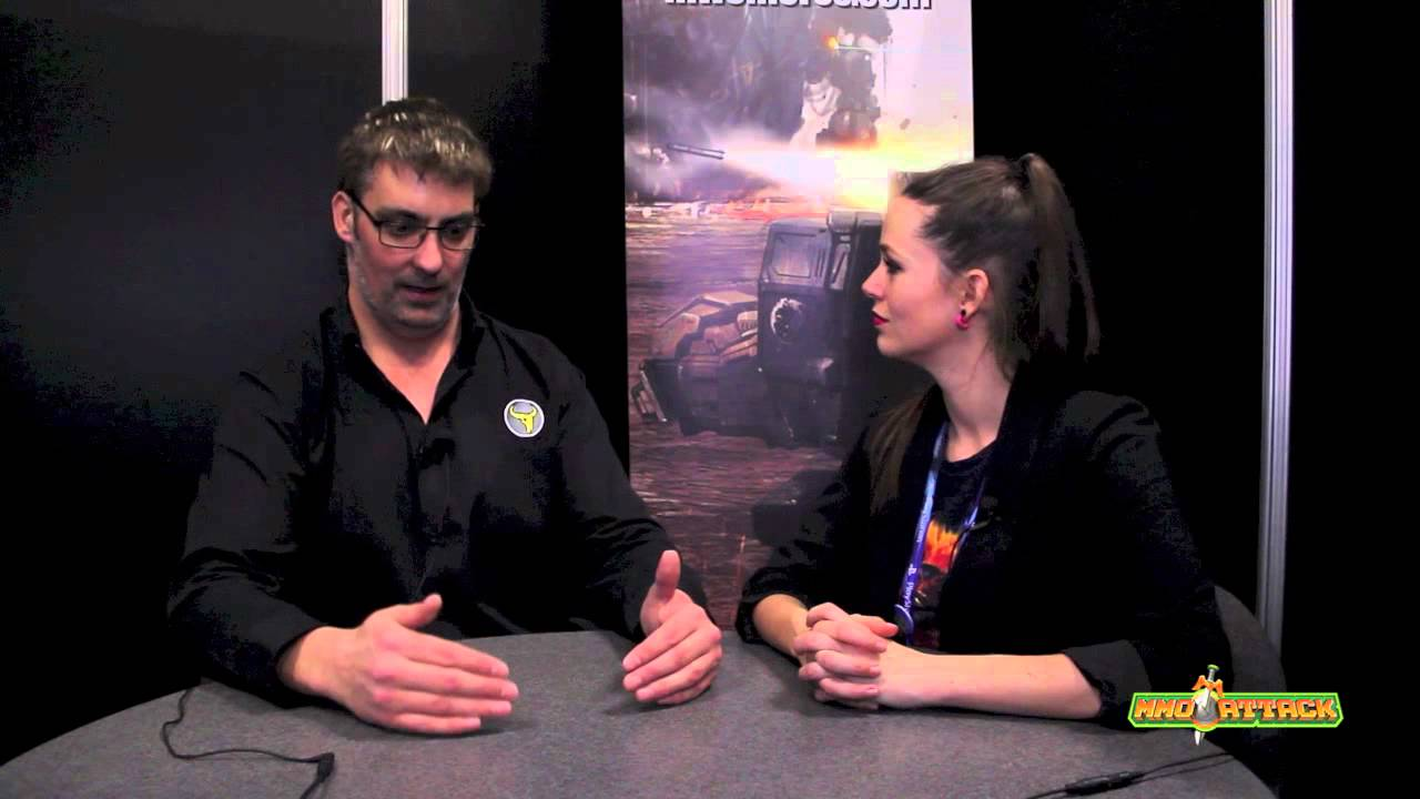 MechWarrior Online Interview (Bryan Eckman) - GDC 2013