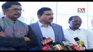 TDP Decided To Support Congress Candidate Hari Prasad|Rajya Sabha Deputy Chairman Election| CVR NEWS - CVRNEWSOFFICIAL