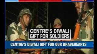 Centre's Diwali gift to Army jawans; satellite phone call rates reduced from Rs 5 to Re 1 - NEWSXLIVE