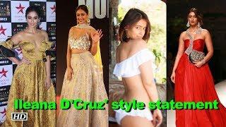 Know Ileana D'Cruz' style statement - IANSLIVE