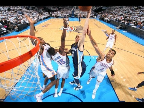 Top 10 Dunks: Playoffs - Second Round