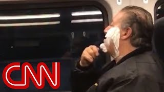 Critics shamed man in viral video, then they learned this - CNN