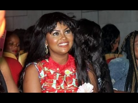 Nana Ama McBrown  - Performs 'Yentia Obia' @ Becca Girl 2014 | GhanaMusic.com Video