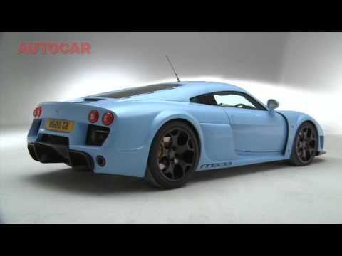 Exclusive: Noble M600 driven by autocar.co.uk