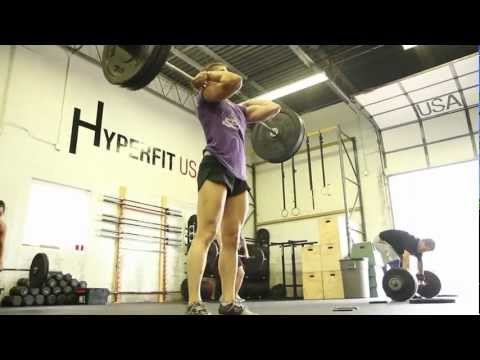 2012 CrossFit Games - All Over the Map: Foucher