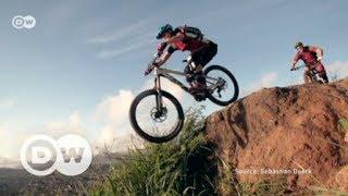 Extreme biker Steffi Marth | DW English - DEUTSCHEWELLEENGLISH