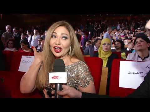 مهرجان وهران للفيلم العربي و البساط الاحمر تغطية ماليك سليماني - صوت وصوره لايف