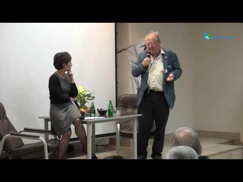 Adam Michnik w Piasecznie