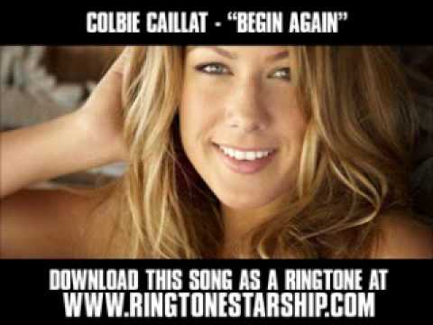 Colbie Caillat Begin Again New Video Lyrics Download