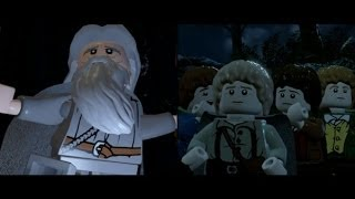 LEGO Lord of the Rings - Level 2 'The Black Rider' 100% Guide (All Collectibles)