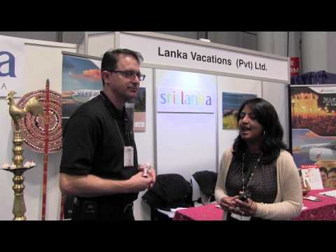 Testimonial from Sri Lanka Tourism   2014