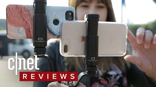iPhone 8 Plus vs. Pixel 2: Which video camera is the best? - CNETTV