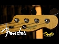 Squier Vintage Modified Telecaster Bass Demo
