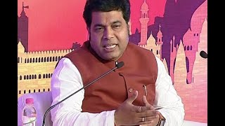 FULL SPEECH: We will give electricity to rural areas for 18 hours: Shrikant Sharma - ABPNEWSTV