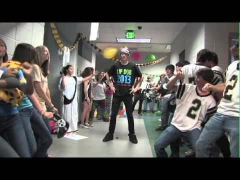 Winfield City High School Lip Dub 2013
