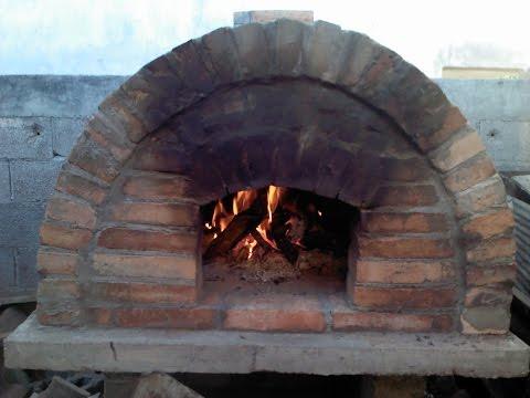 Como hacer un Panadero y/o Horno de Leña