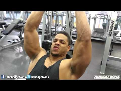 Chest and Triceps Workout