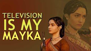 I want to be a Sanjay Leela Bhansali heroine- Ankita Lokhande aka Jhal Kari Bai | Exclusive - TELLYCHAKKAR